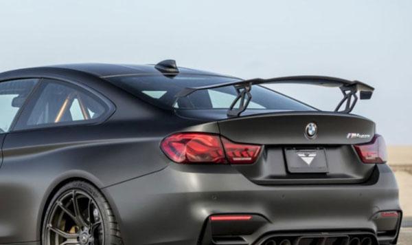 Vorsteiner bmv2170 | BMW F8X M3/M4 VRS GTS Aero Wing Blade Carbon Fiber PP 2X2 Glossy; 2014-2020