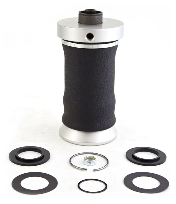 Air Lift 50707 | Replacement Air Spring Kit For Universal 4in Sleeve Over Strut Short (Pn75564)