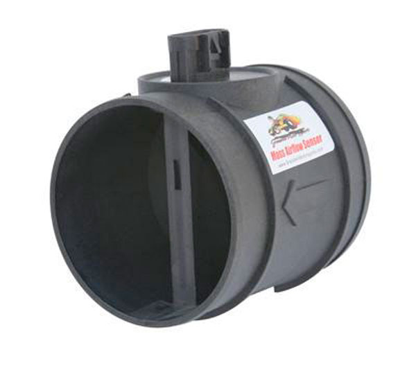 Granatelli 350335 | GM Truck SUV MAF GM Truck/SUV (Not Vans) - 4.8L, 5.3L, 6.0L, 6.2L, 8.1L, 4.3L Full Size - Black; 2007-2009