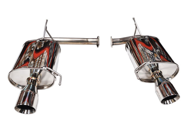 Tanabe T70074   Medalion Touring Exhaust Acura CL Type S; 2002-2003