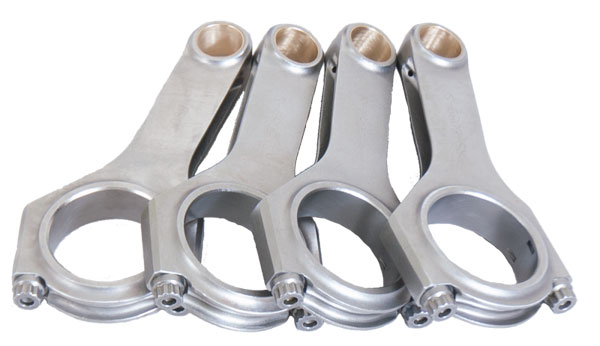Eagle crs5089s3d | 2012+ Subaru BRZ / 12-16 Scion FR-S / 2017+ Toyota 86 4340 H-Beam Connecting Rods (Set of 4)