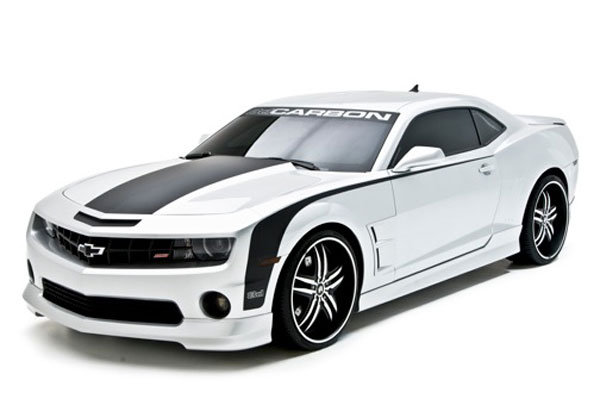 3dCarbon 691811:  Camaro 2010-11 V8 7-Piece Body Kit