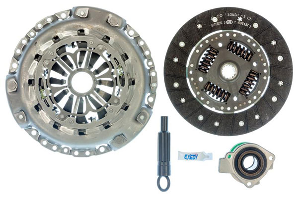 Exedy OEM GMK1016 |  Clutch Kit SATURN ION L4 2 2004-2007; Incl. CSC Hyd. Slave Cyl.