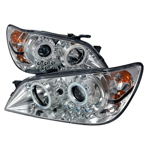 Spec-D Tuning 3LHP-IS30001-KS | Spec-D Lexus Is300 Projector Headlights; 2001-2005