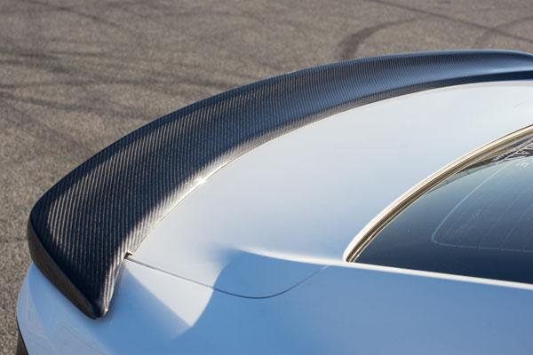 RKSport 40014105 | Camaro Carbon Fiber Rear Spoiler; 2016-2018
