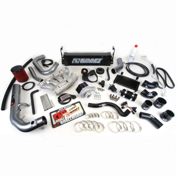 KraftWerks 150-05-1350b | 12-15 Honda Civic Si Supercharger Kit - Black Edition; 2012-2015