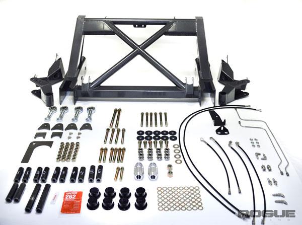 Rogue Racing 441610-04-17-1 |  Raptor Cantilever Rear Suspension Kit; 2010-2014