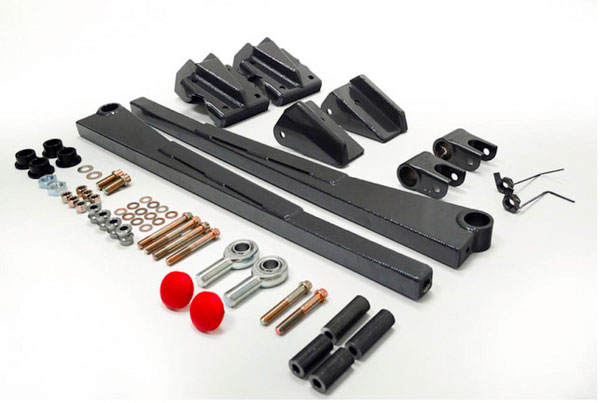 Rogue Racing 441610-04-56 | Raptor Rear Track Bar Kit; 2010-2014