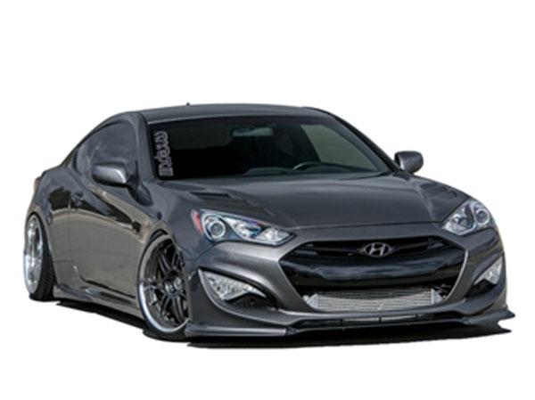 RKSport 49011000 | Genesis Coupe Hood; 2013-2015