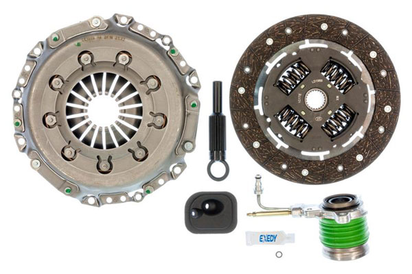 Exedy OEM (07137)  Clutch Kit FORD CONTOUR V6 2.5 1995-2000; Incl. Slave Cyl.