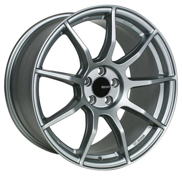 Enkei 492-790-6535gr | TS9 17x9 5x114.3 35mm offset 72.6mm Bore Platinum Grey