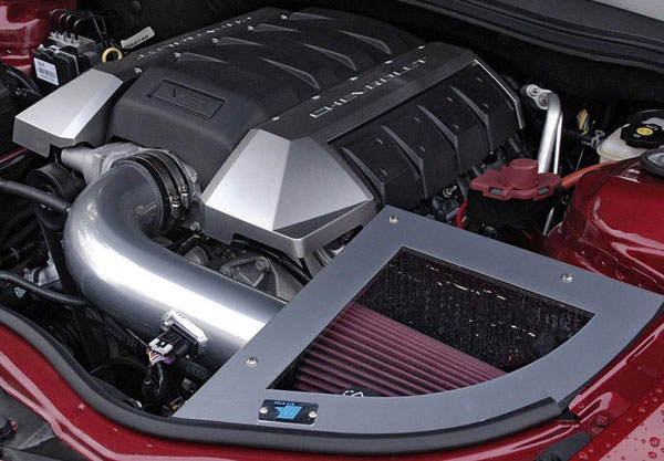 Cold Air Inductions 501-1099-10 | CAI Camaro - 6.2L Cold Air Inductions Inc. Cold Air Intake System; 2010-2015