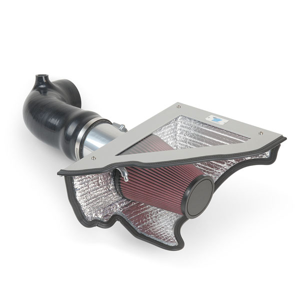 Cold Air Inductions 501-1100:  Camaro 2016 Air Intake System (Near Chrome Finish)