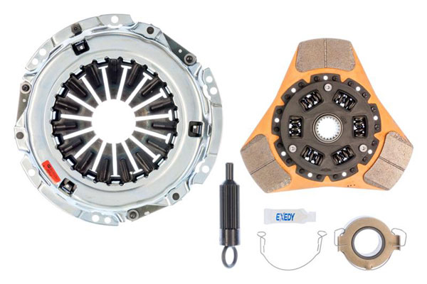 Exedy Racing (16953A) Exedy Stage 2 Cerametallic Clutch Kit TOYOTA CAMRY V6 3 1992-2001; Thick Disc
