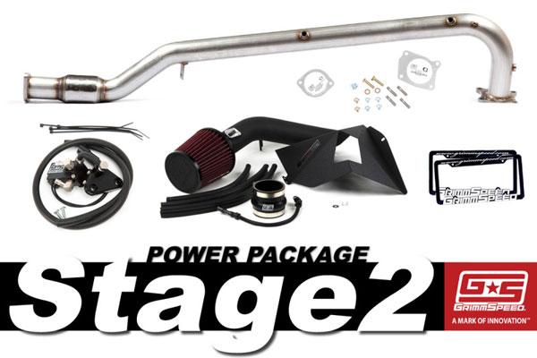GrimmSpeed 191011   Grimmspeed Stage 2 Power Package - 15+ Subaru WRX; 2015-2020