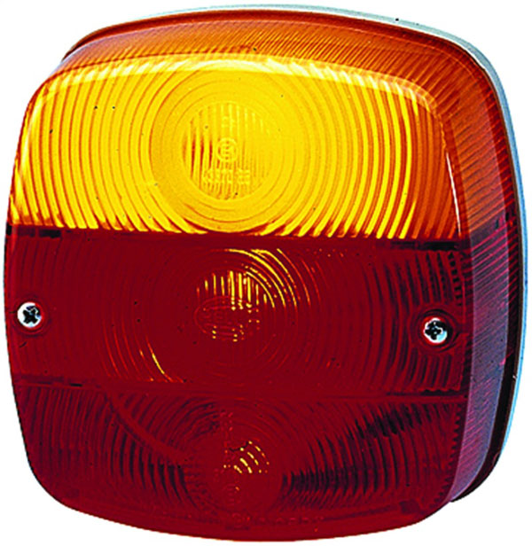 Hella 2578701 | 2578 Stop / Turn / Tail / License Plate Lamp