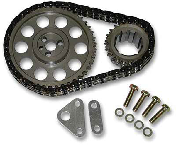 SLP Performance 55000: SLP Timing Chain, Double Roller LS1 / LS6