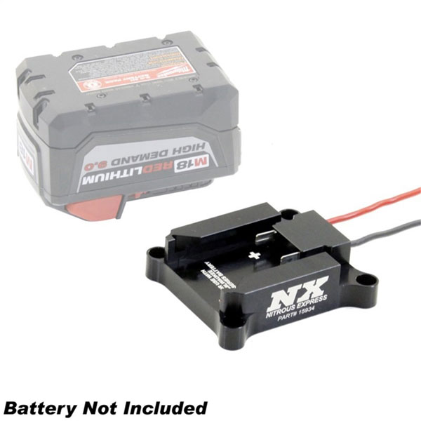 Nitrous Express 15934 | Stand Alone Battery Mount