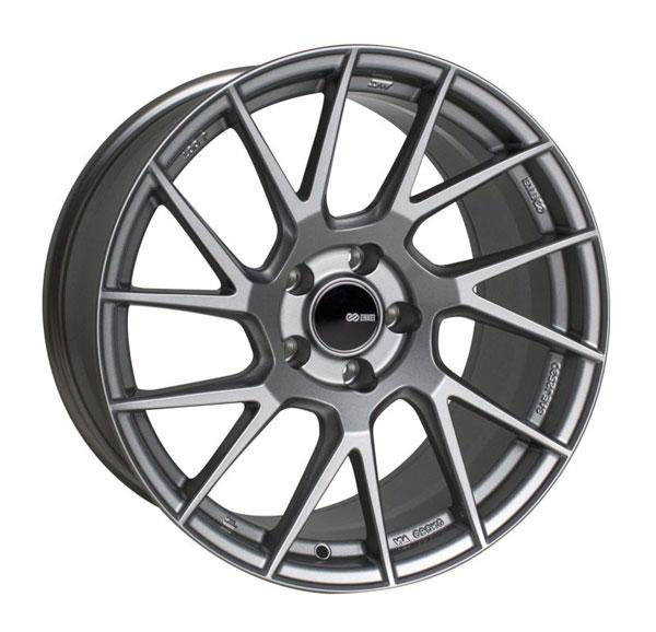 Enkei 507-790-6545gr | TM7 17x9 5x114.3 45mm Offset 72.6mm Bore Storm Gray Wheel