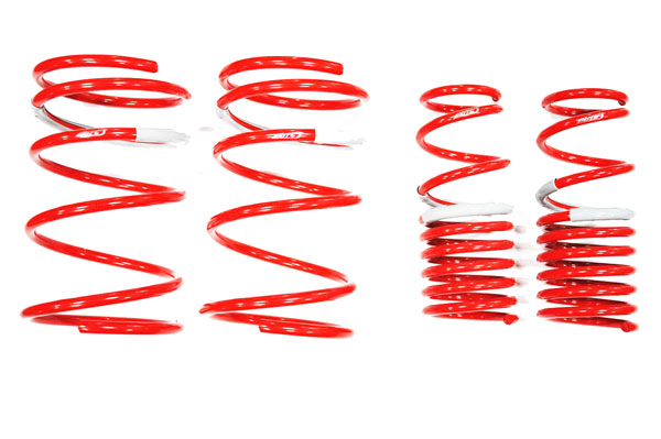 Tanabe TDF046 |  Acura RSX Non Type S Sustec DF210 Lowering Springs 1.5 / 1.5, 2002-2004