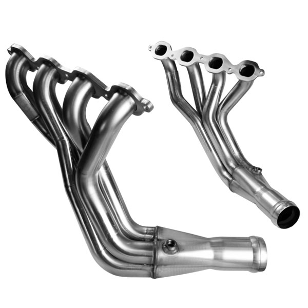 Kooks Headers 2170h630 | Kooks 14-19 Chevrolet Corvette 2 x 3 Header & Green Catted X-Pipe Kit; 2014-2019