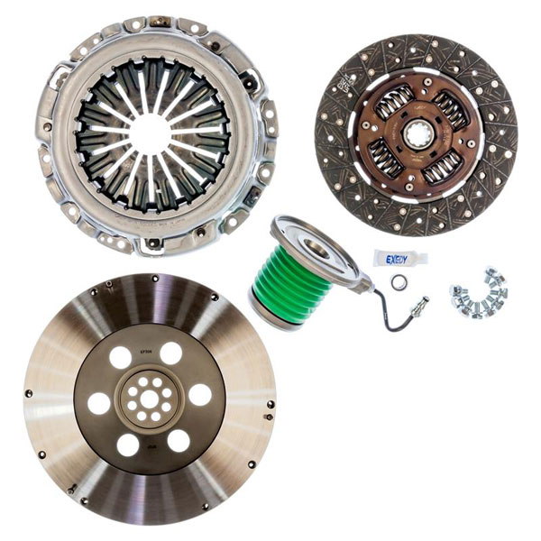 Exedy OEM FMK1028FW |  Clutch Kit FORD MUSTANG V6 4; Incl. Flywheel; for EF506; 2005-2010