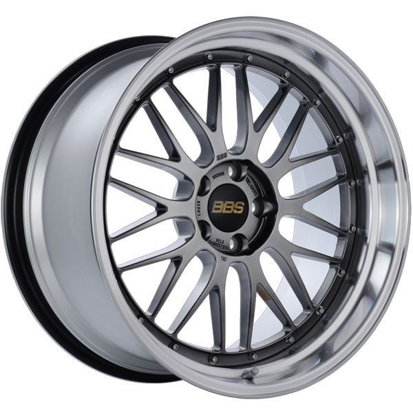 BBS LM239DBPK | LM 20x10.5 5x114.3 ET20 CB66 Diamond Black Center Diamond Cut Lip Wheel