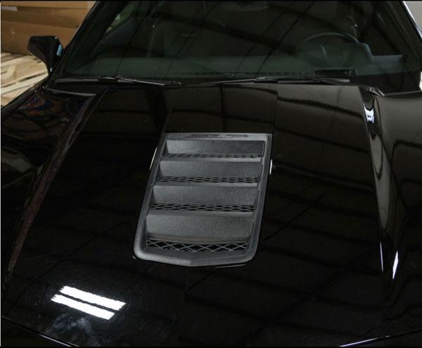 SLP Performance 620032   SLP Camaro Hood Heat Extractor for 6.2L SS / 1LE; 2014-2015