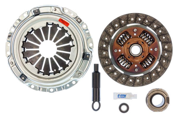 Exedy Racing 08800A | Exedy Stage 1 Organic Clutch Kit ACURA INTEGRA L4 1.7; 1.8; VTEC; Cable Type Clutch; 1992-1993