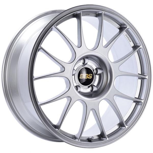 BBS RE019DSK   RE 20x9 5x120 ET13 Diamond Silver Wheel -82mm PFS/Clip Required