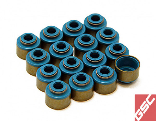 GSC Power Division b1040 | GSC P-D Honda B/K/H Series Viton 5.5mm Valve Stem Seal - Set of 500