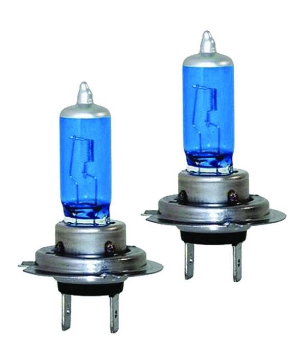 Hella h71070307 | Optilux H7 100W XB Extreme Blue Bulbs (Pair)