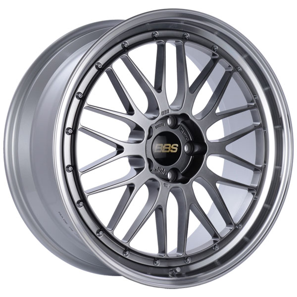 BBS LM260DBPK | LM 21x9 5x120 ET32 Diamond Black Center Diamond Cut Lip Wheel -82mm PFS/Clip Required