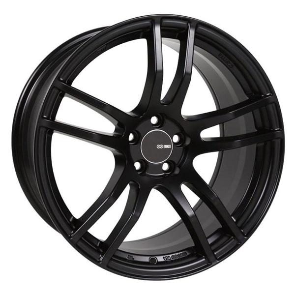 Enkei 491-790-6545bk | TX5 17x9 5x114.3 45mm Offset 72.6mm Bore Black