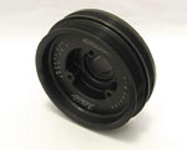 Fluidampr 720102 | LS1 / LS6 / LS2 Camaro, Firebird, GTO 7-1/4 Diam 7.3 lbs 10% underdrive Aluminum Anodized Internally Balanced; 2004-2006