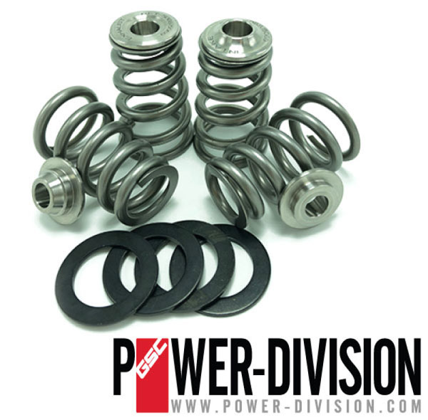 GSC Power Division 5068 | GSC P-D Nissan VR38DETT Conical Valve Spring Kit w/ TVS1903 Conical Spring