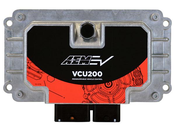 AEM 30-8000   EV VCU200 Programmable Vehicle Control Unit 80-pin Connector 4 CAN Single-Motor/Inverter Control