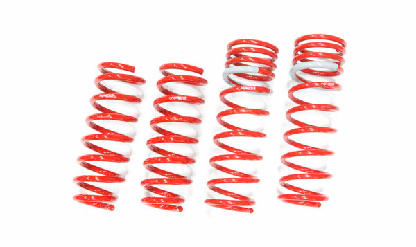 Tanabe (TNF075)  Acura TSX Sustec NF210 Lowering Springs 1.5 / 1.5, 2004-2008