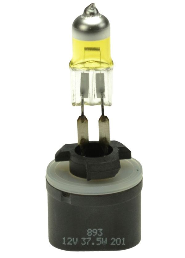 Hella h71071192 | Optilux 893 12V 37.5W Extreme Yellow Bulbs (Pair)