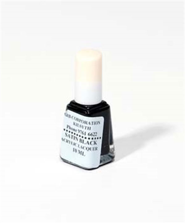 ARB 33270 | T/Up Paint Satin Black 15Ml