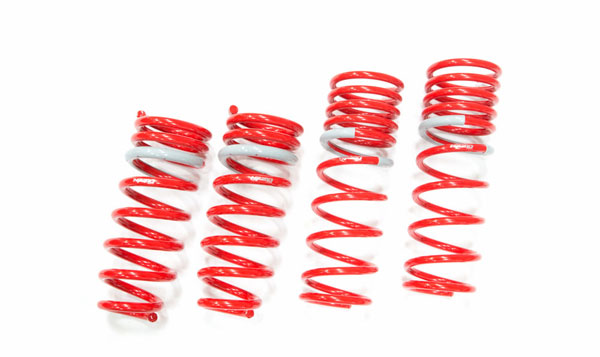 Tanabe (TNF164)  Acura TSX 2.4L Sustec NF210 Lowering Springs 0.8 / 1.0, 2009-2012