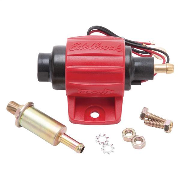 Edelbrock 17301   Fuel Pump Low Pressure 12V 38 GPH Gasoline Only