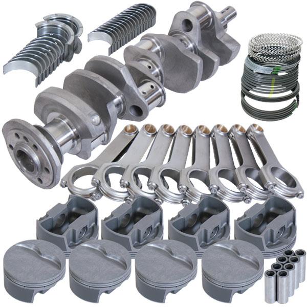 Eagle b12011030 | Chevrolet 350 Balanced Rotating Assembly Kit