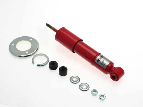 Koni (80-1388)  Triumph All Classic (Red) Shock; 1969-1981; Front