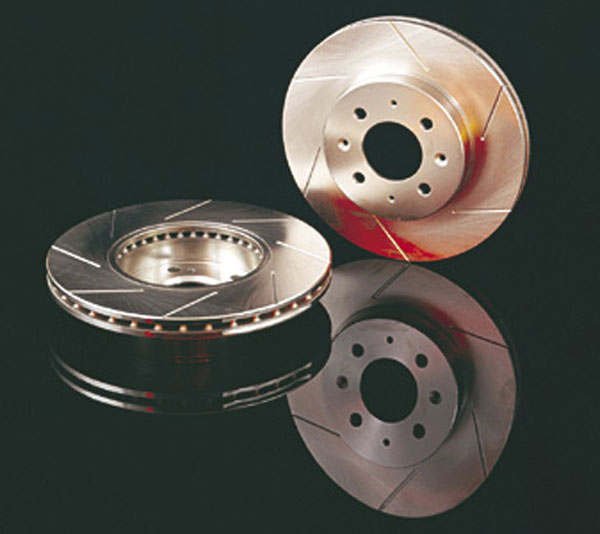 Power Slot Performance 8258 | Powerslot Slotted Rotors Rear (Left and Right); 1997-2008