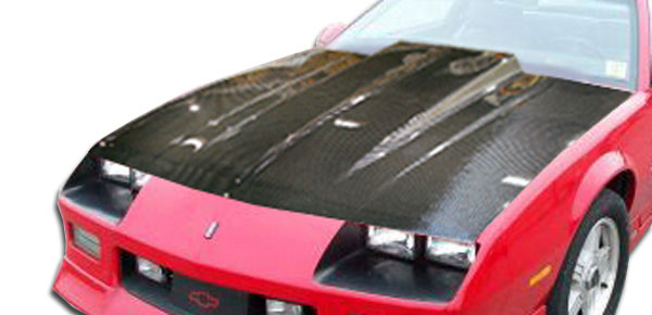 Carbon Creations 103616: 1982-1992 Chevrolet Camaro  Cowl Hood - 1 Piece