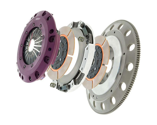 Exedy Racing GT04SD | Exedy Hyper Twin Cerametallic Clutch Kit PONTIAC FIREBIRD V8 5.7; 6Spd Trans; 1998-2002