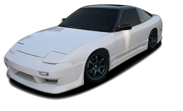 Couture 104822 | 1989-1994 Nissan 240SX HB Couture Hiro Body Kit - 4 Piece