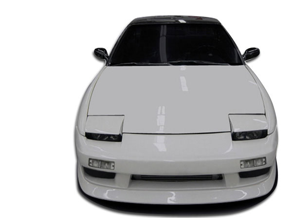 Couture 104819: 1989-1994 Nissan 240SX Couture Hiro Front Bumper Cover - 1 Piece