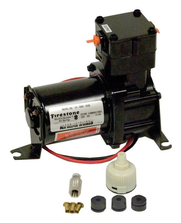 Firestone 9335 | Air Command Heavy Duty Air Suspension Compressor (WR17609335)